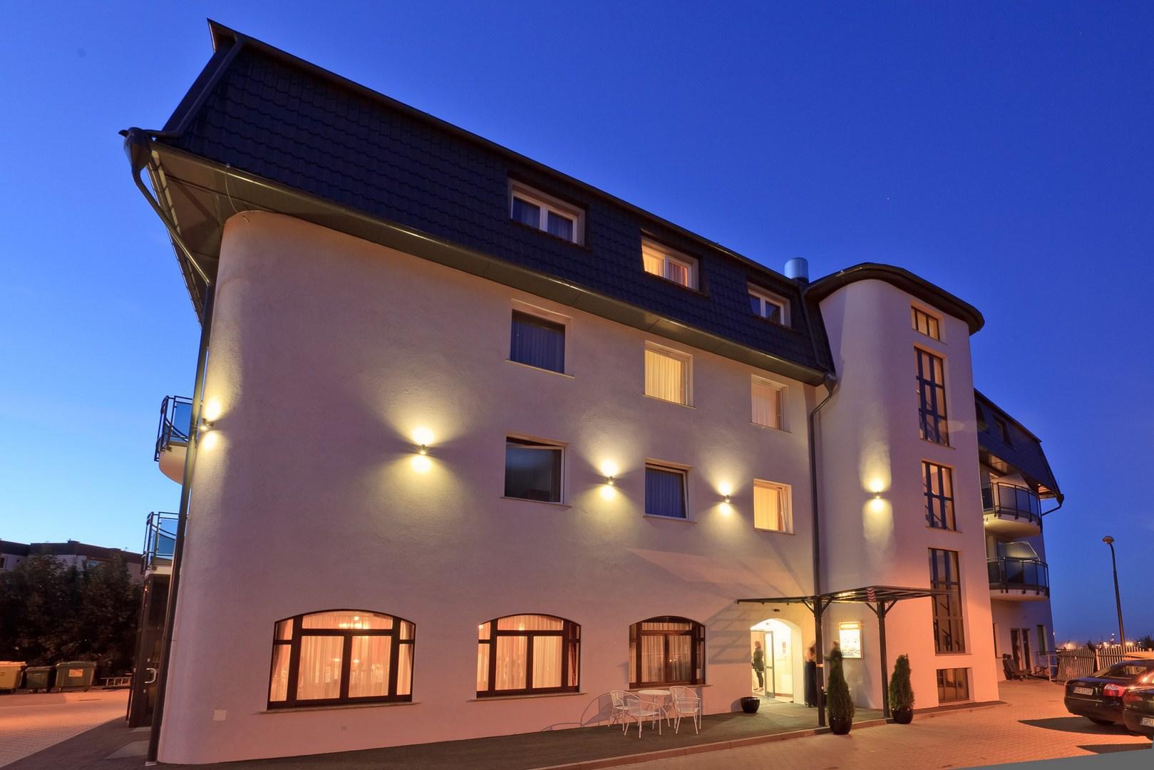 Hotel Amber w Gdańsku