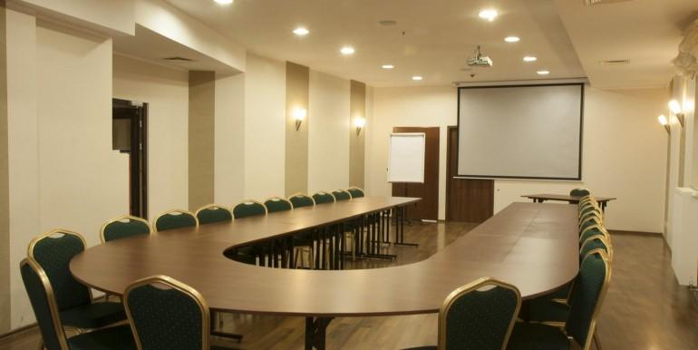 Hotel Amber - sala konferencyjna Gdańsk