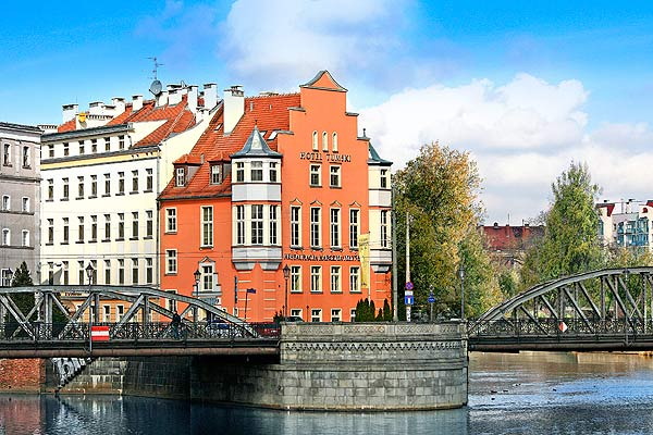 Hotel Tumski we Wrocławiu
