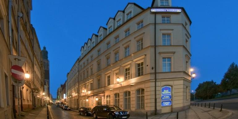 Best Western hotel konferencyjny Wrocław