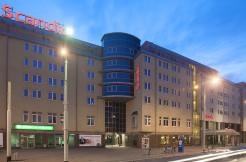Scandic - hotel kongresowy Wrocław