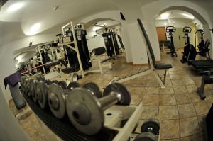Siłownia i fitness Best Western Wrocław