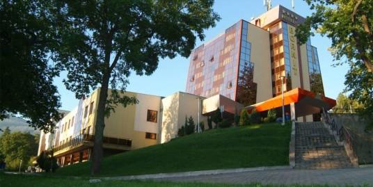 INTERFERIE Sport Hotel w Szklarskiej Porębie